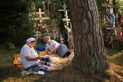 August 18, 2017 - Orthodox pilgrimage to The Holy Mountain of Grabarka, Poland