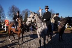 Sorbian Easter procession in Ralbitz, Germany - April 5, 2015