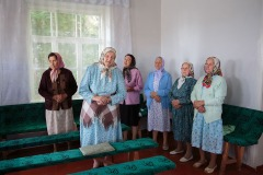 July 26, 2015 Sunday Prayers of Molokans - Spiritual Christian sect living in the village of Ivanovka, Azerbaijan.