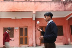 India - School for the blind in Haridwar